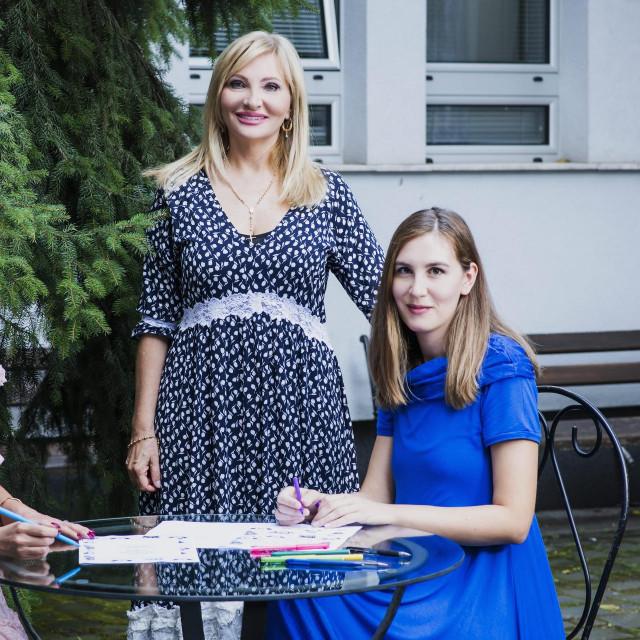 Autorice radne bilježnice, Tea Brezinšćak, Ella Selak i Gordana Buljan Flander