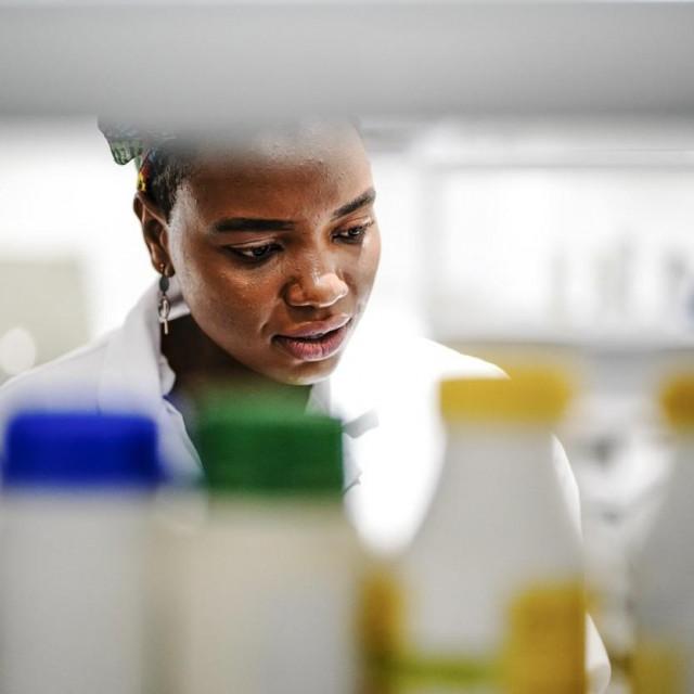 Laboratorij pokraj Cape Towna, JAR