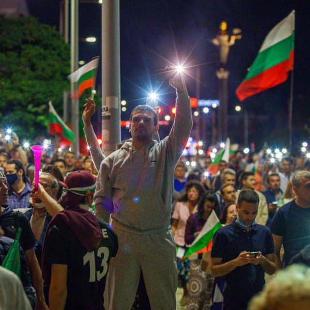 Prosvjedi u Sofiji