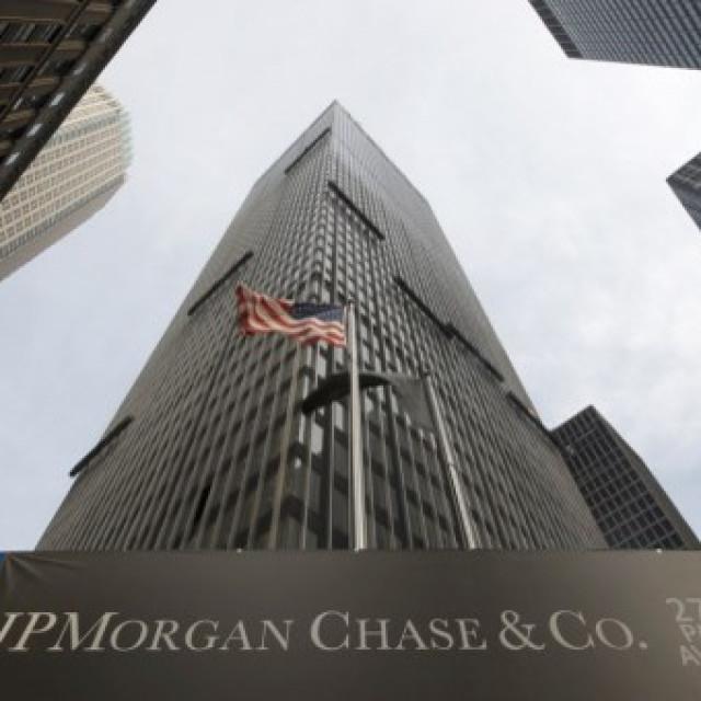 Zgrada JP Morgana u New Yorku