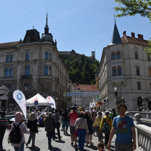Ljubljana, ilustracija