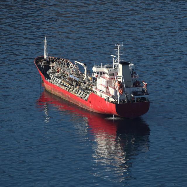 Tanker (Ilustracija)