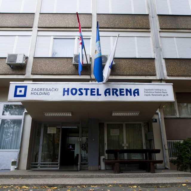 Hostel Arena