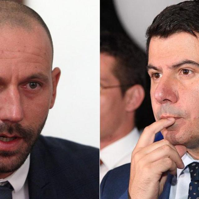 Damir Habijan i Nikola Grmoja