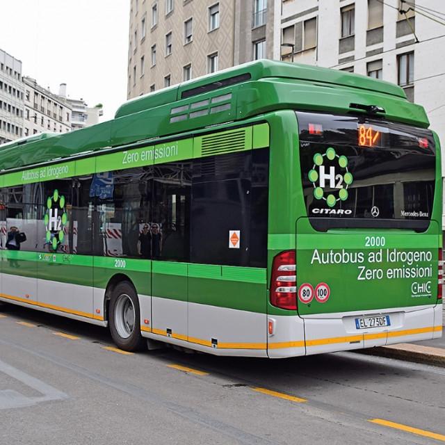 bus zero emision