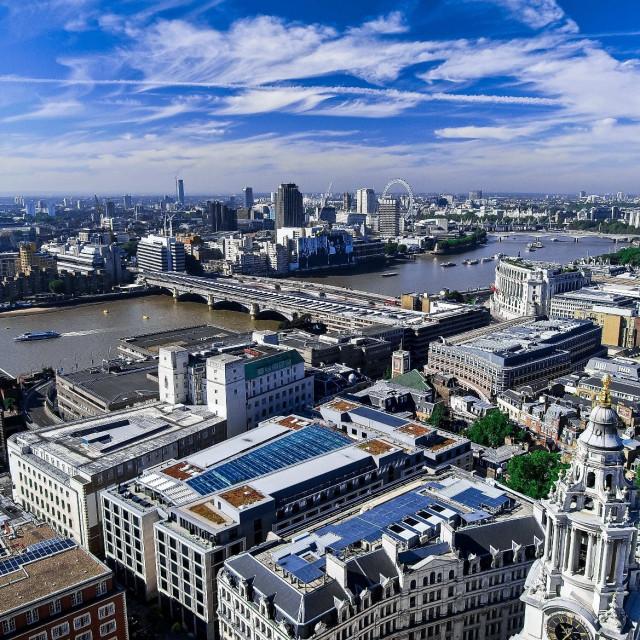 Panorama Londona