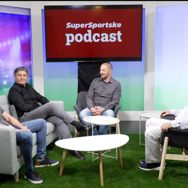 Novi podcast SuperSportske