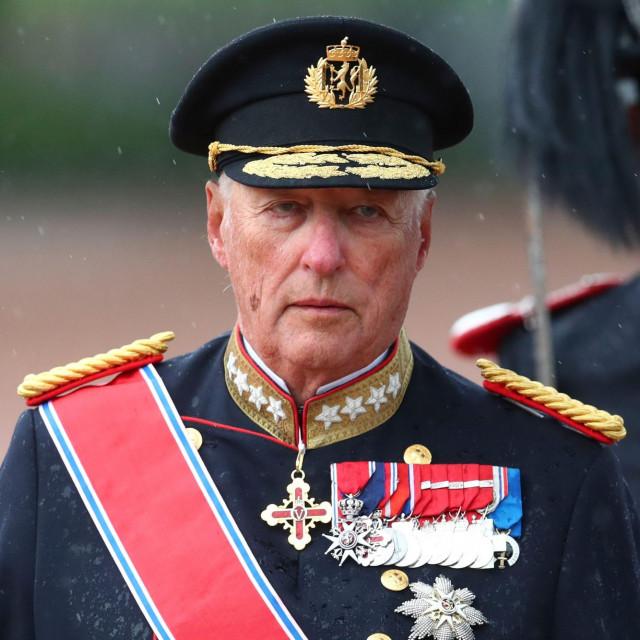 kralj Harald V.