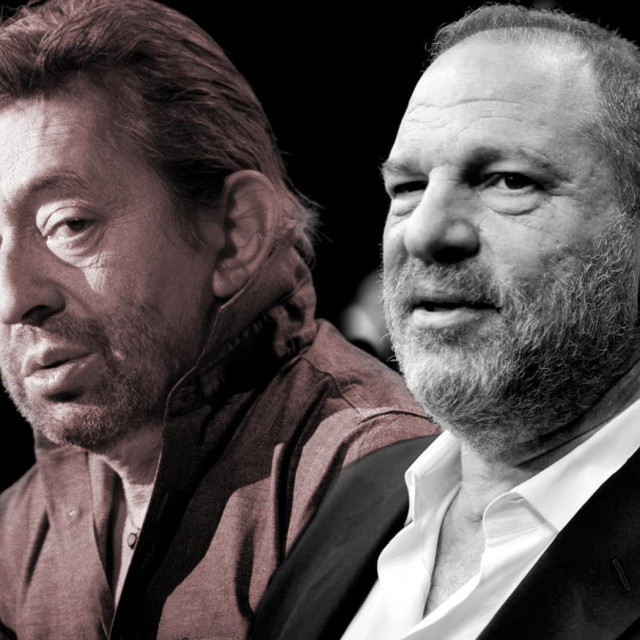 Serge Gainsbourg i Harvey Weinstein