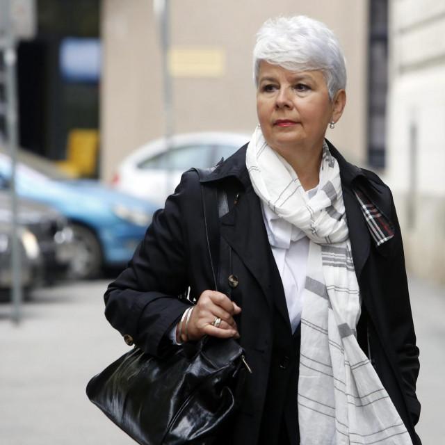 Bivša premijerka Jadranka Kosor