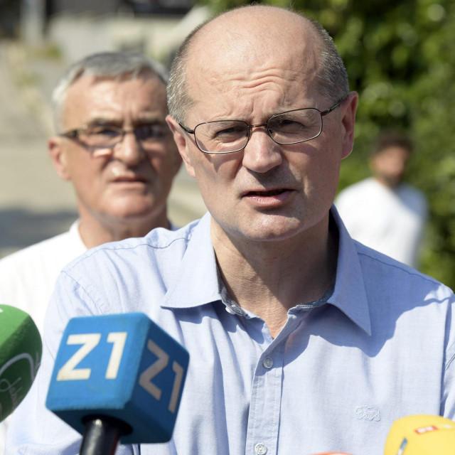 Gradski zastupnik HSLS-a Darko Klasić
