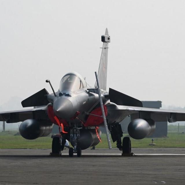 Borbeni avion Dassault Rafale