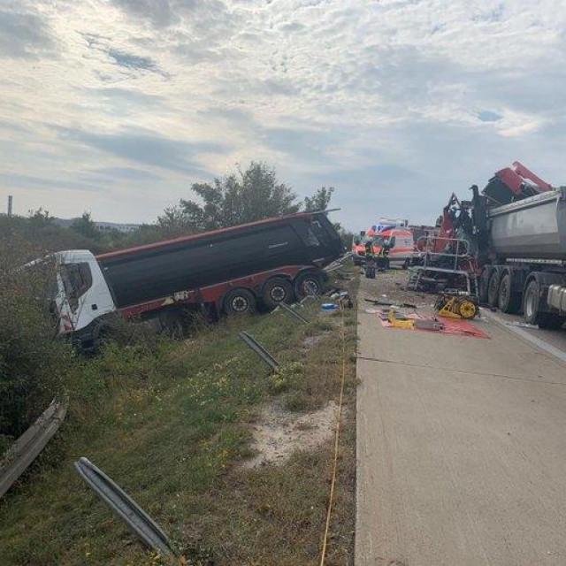 Prometna nesreća u Njemačkoj