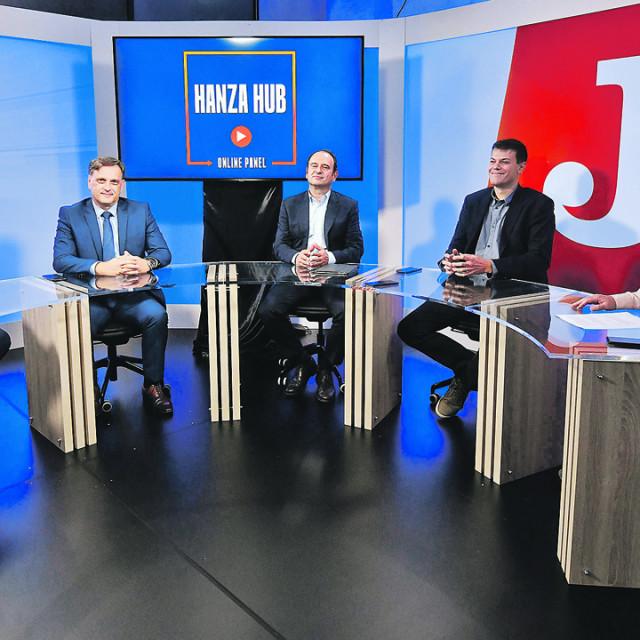 Josip Aladrović, Anton Kliman, Marinko Došen, Vuk Vuković, Gojko Drljača