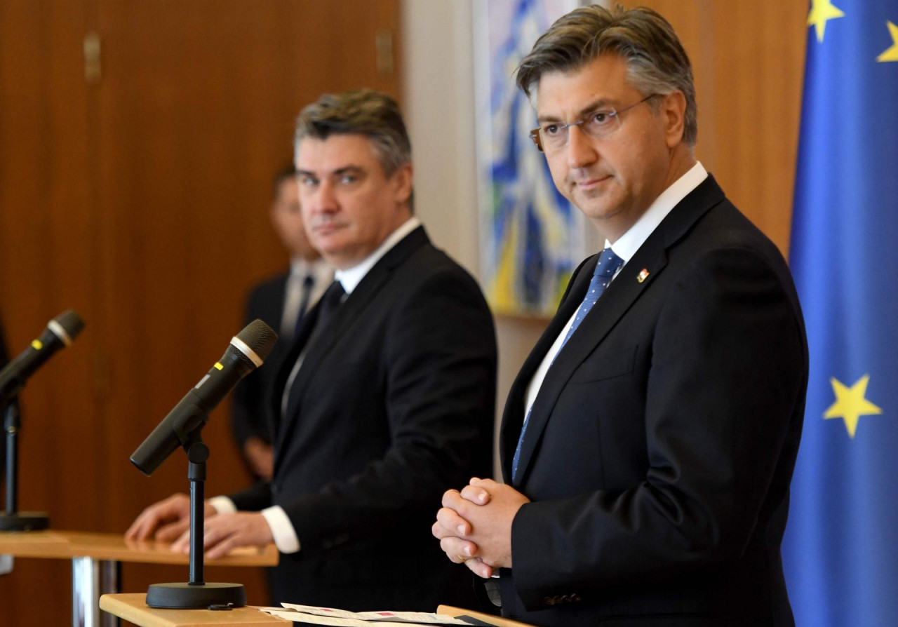 DETALJI ISTRAGE: Napadač iz Zagreba ranije tražio gdje žive i kuda se kreću Plenković i Milanović