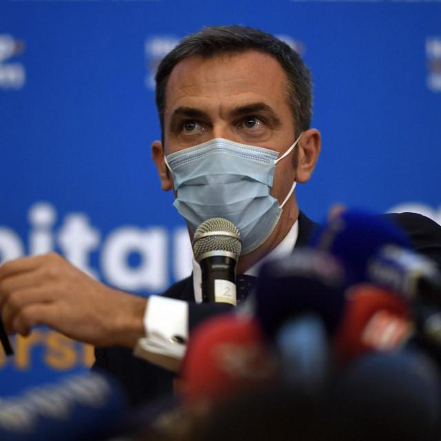 Francuski ministar zdravstva Olivier Veran