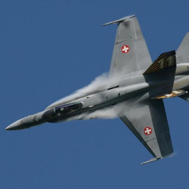 Švicarski F/A-18 Hornet