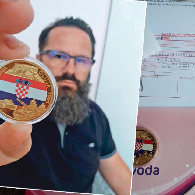 Medaljon 'Oluja'