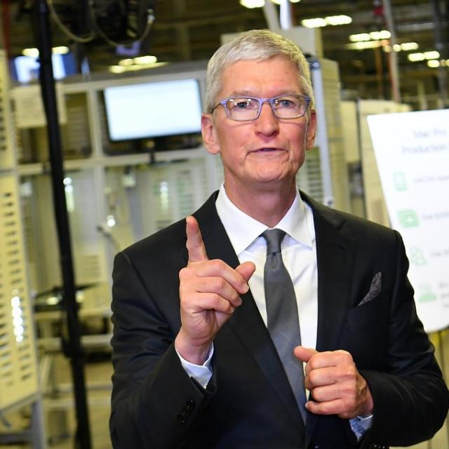 Tim Cook, izvršni direktor Applea