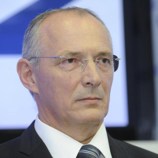 V.d. predsjednika Uprave Stjepan Adanić