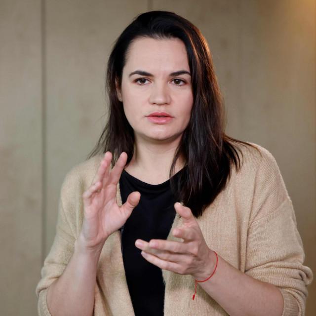 Svetlana Tihanovskaja