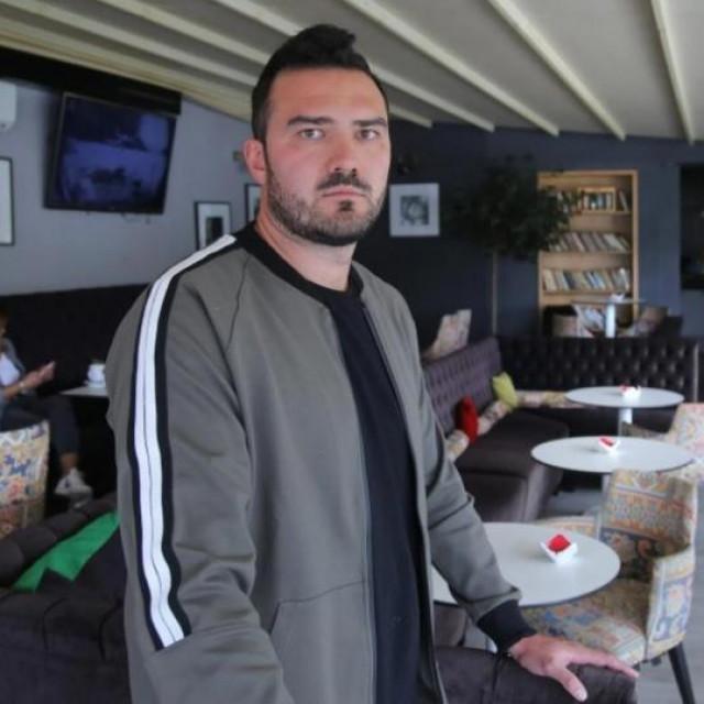 Duje Kaćunić, direktor F-grupe u čijem se portfelju nalazi niz lokala u gradu pod Marjanom