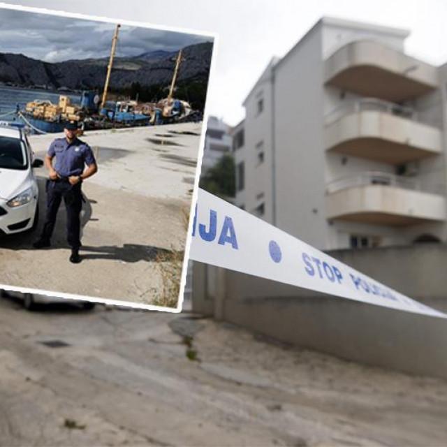 Obiteljski dom za starije Providenca u Dugom Ratu, policajci Toni Nuić i Marko Jurčević