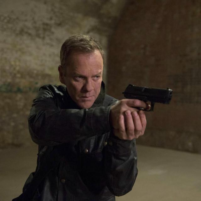 Jack (Kiefer Sutherland) u seriji '24'