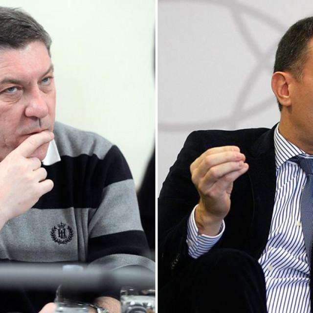 Trpimir Goluža i Dubravko Lepušić