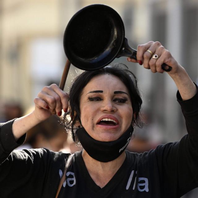 Prosvjed u Argentini