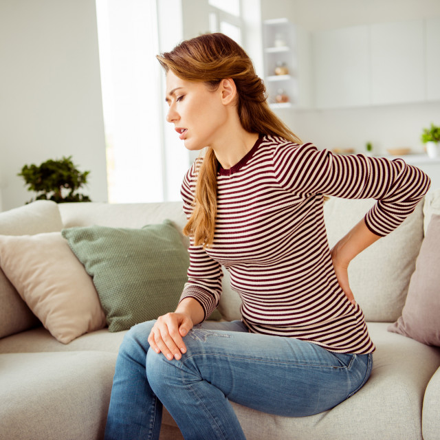 Kako možete znati je li od kralježnice, mišića ili od bubrega