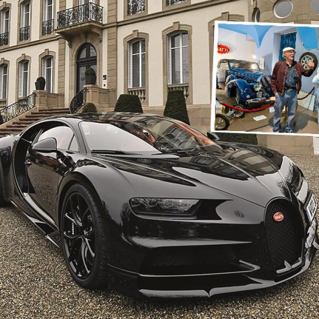 U posjetu Bugattiju