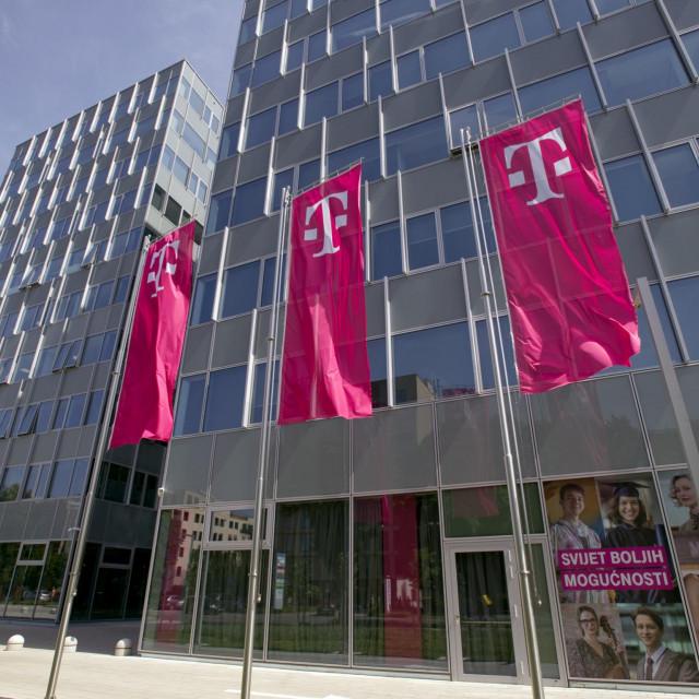 Zgrada Hrvatskog Telekoma