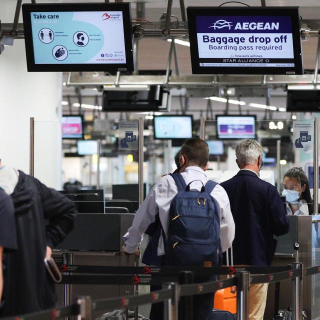 Aerodrom, Bruxelles