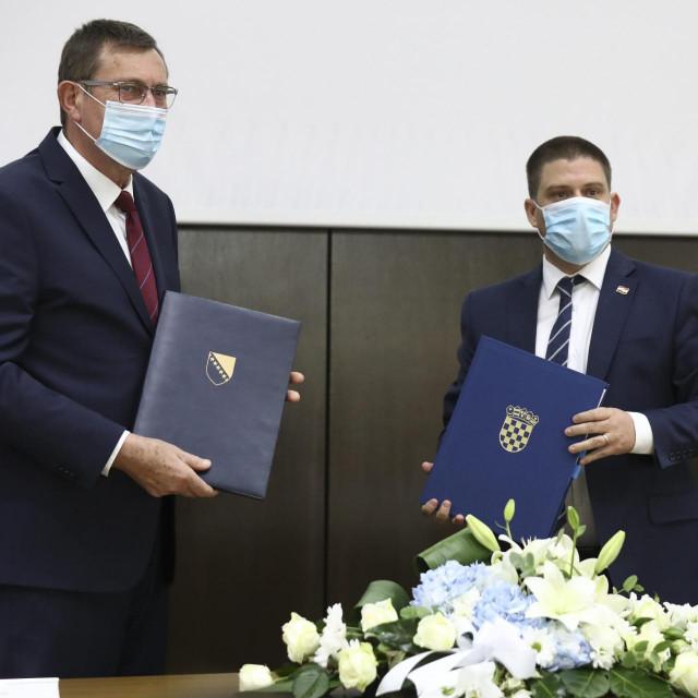 Vojin Mitrović i Oleg Butković