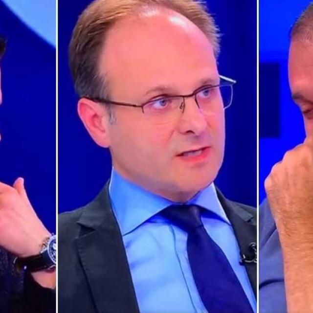 Alan Sumina, Zvonimir Frka-Petešić i Tomislav Car