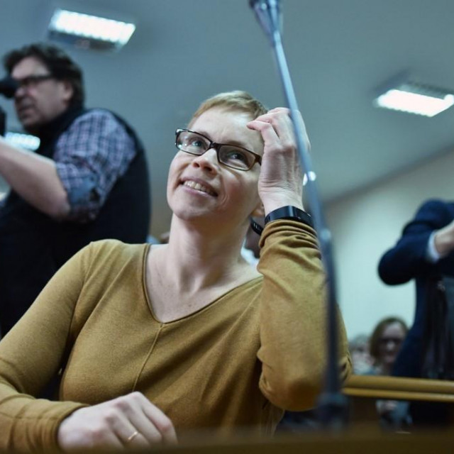 Marina Zolotova, urednica portala tut.by
