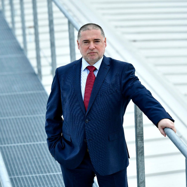 Jure Sertić, glavni direktor AKD-a
