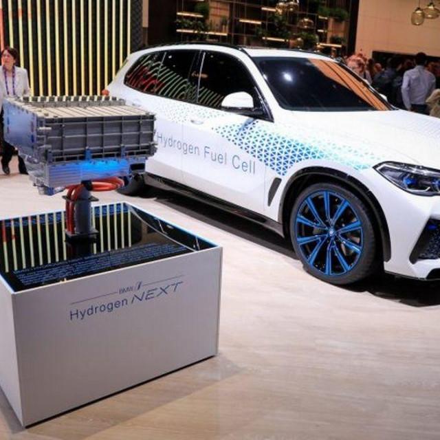 BMW na vodik