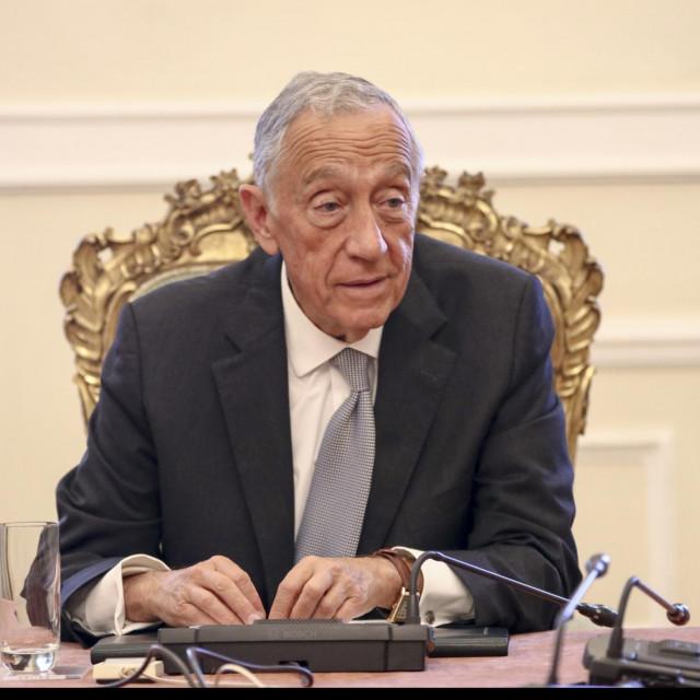 Predsjednik Marcelo Rebelo de Sousa