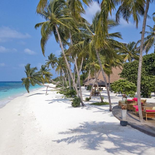 Maldivi, ilustracija