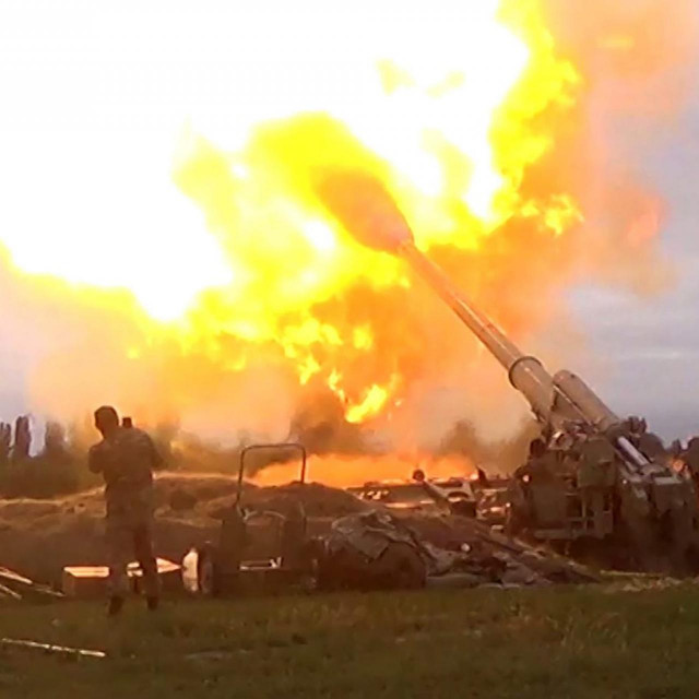 Rat u regiji Nagorno Karabah