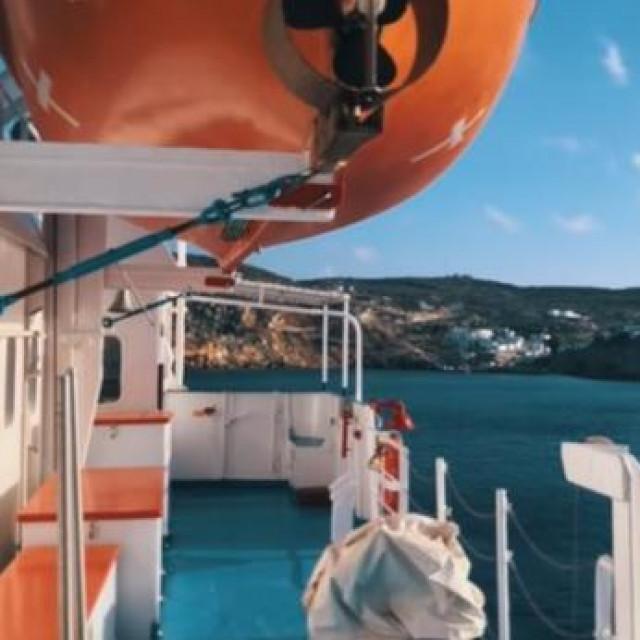Grčki otok Antikythera