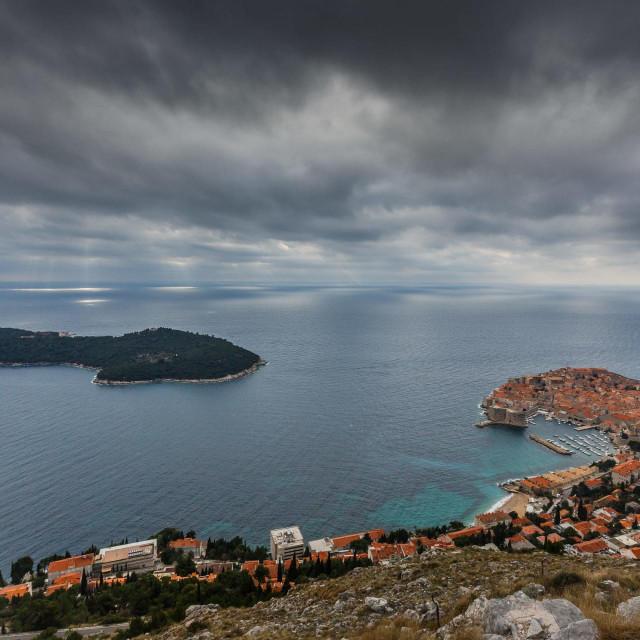 Južina u Dubrovniku
