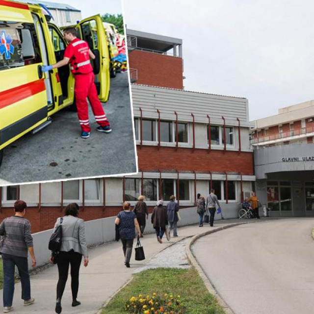 Čakovečka bolnica/Ilustracija