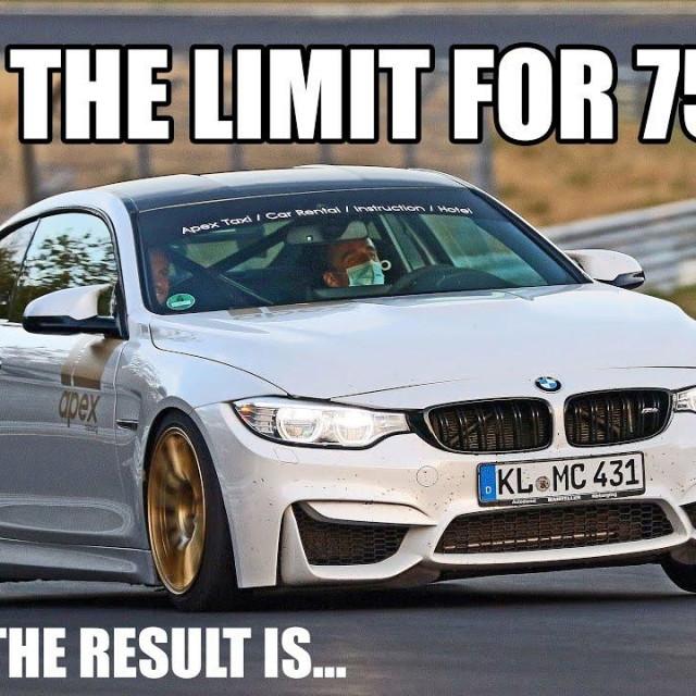 BMW M4 Ring