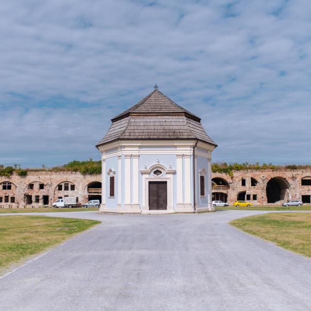 Tvrđava u Slavonskom Brodu