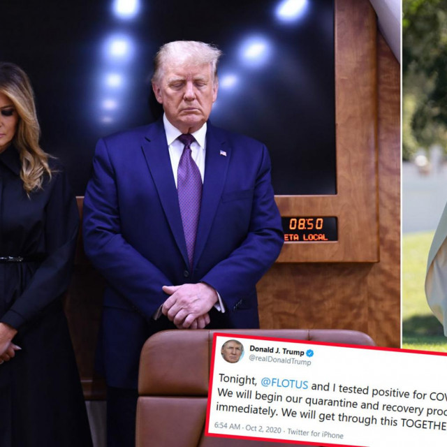 Melania i Donald Trump, Hope Hicks