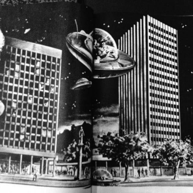 Život u Novom Zagrebu 2000. godine (Globus, svibanj 1960.)