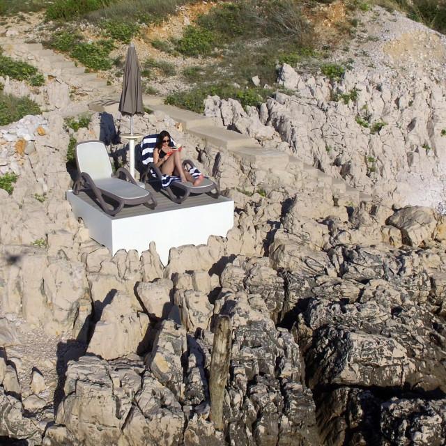 Eko platforme za sunčanje labinskog arhitekta Dražena Smokovića